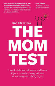 the mom test image