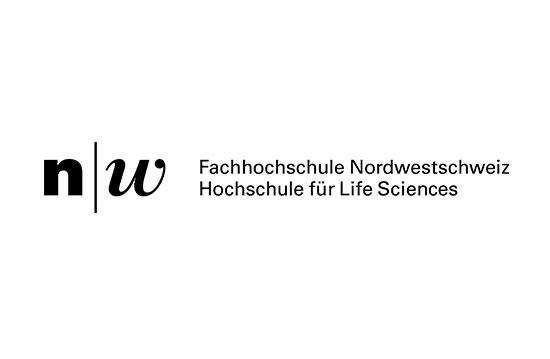 Fachhochschule Nordwestschweiz logo white