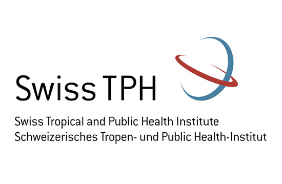 Swiss TPH logo white