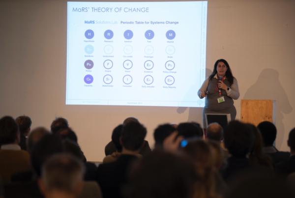 theory of change presentation