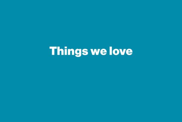 things we love image