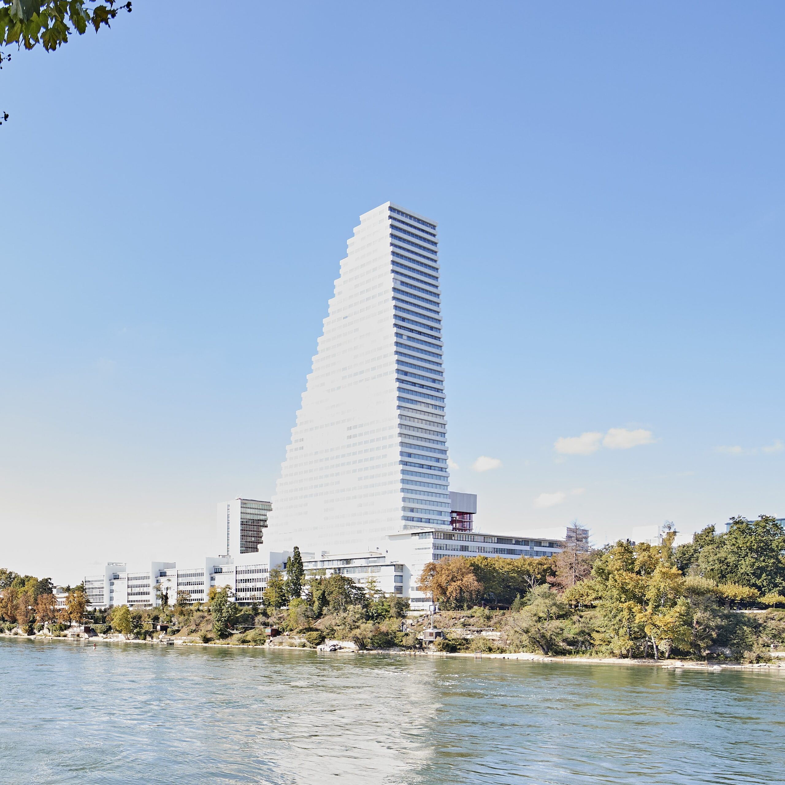 Roche Tower Basel