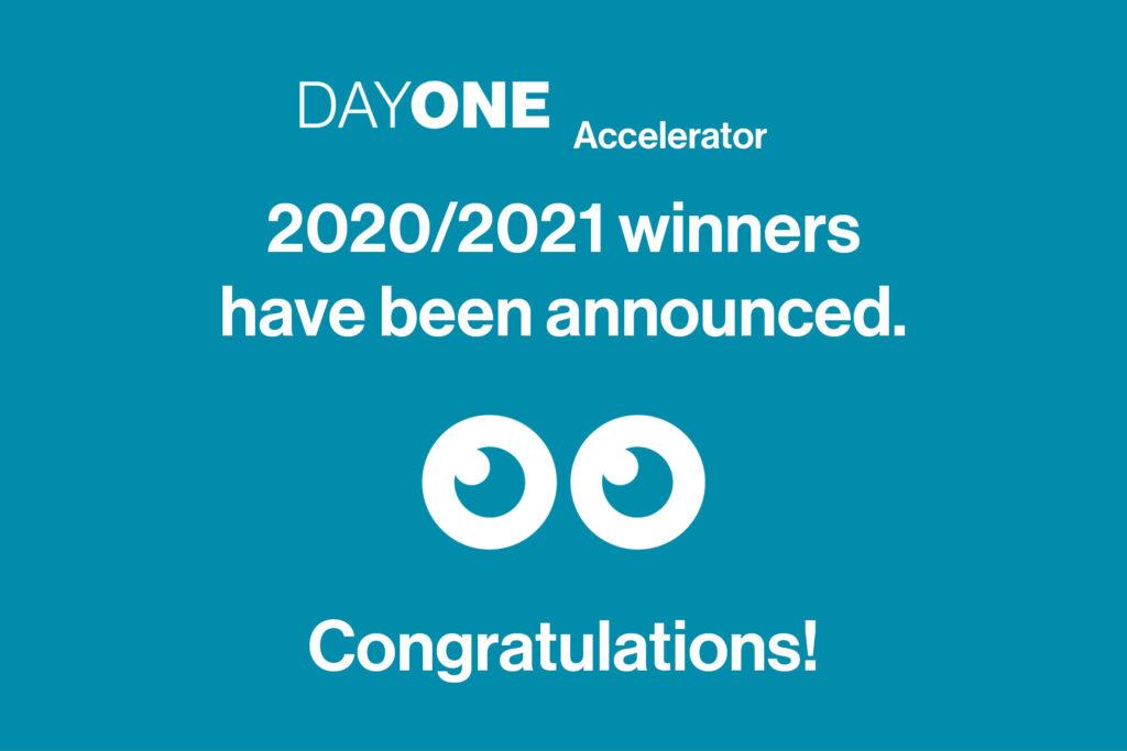 DayOne accelerator announcement