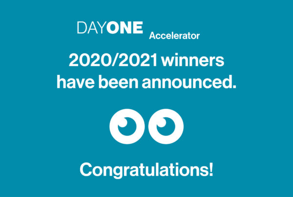 DayOne accelerator announcement