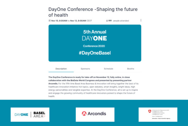 DayOne Conferece - Shaping the future of health