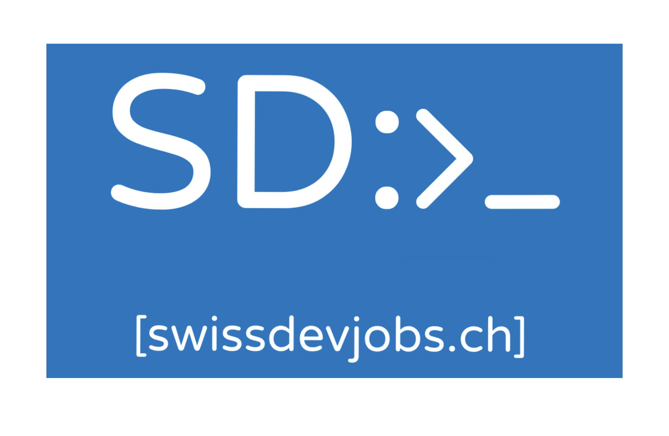 swiss dev job logo