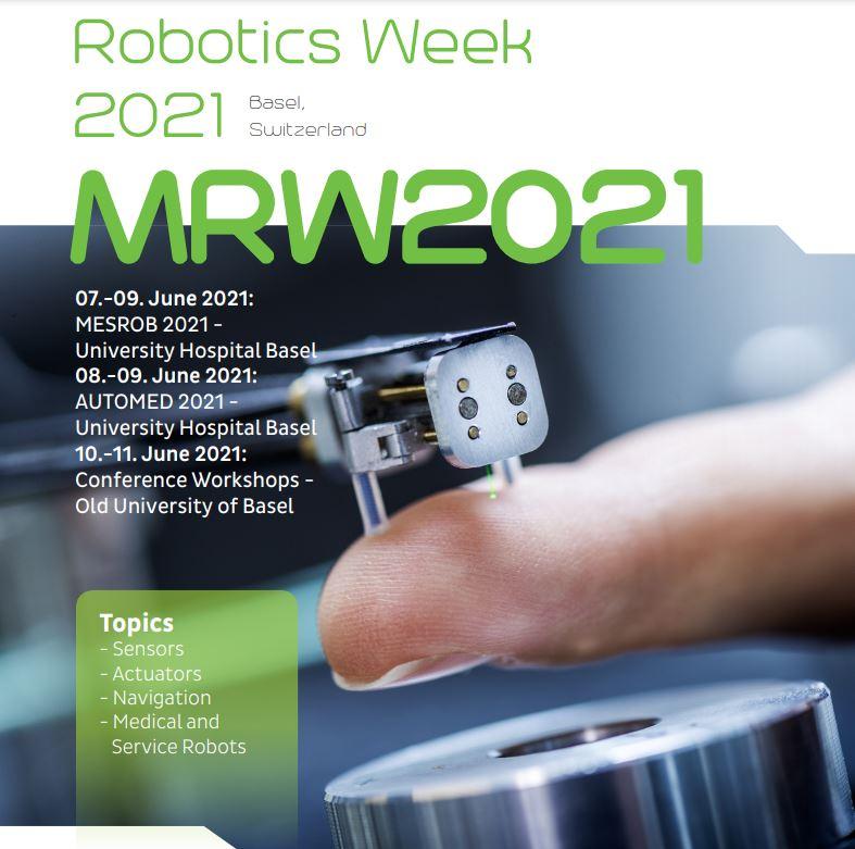 Robotcis Week 2021