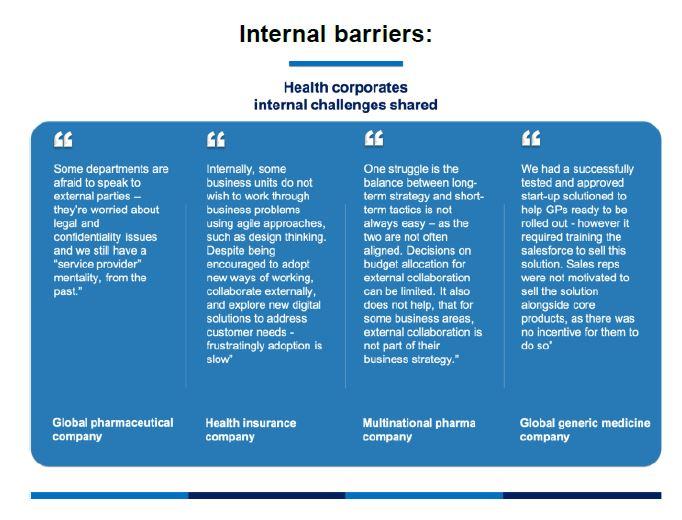 Internal barriers - DayOne
